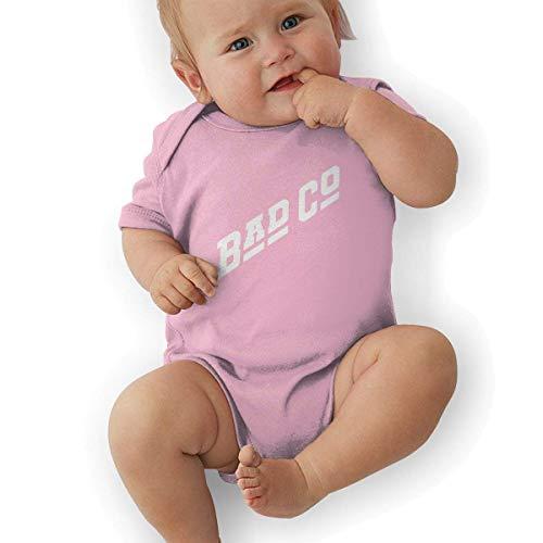 Bodys & Einteiler,Babybekleidung, Baby one-Piece Suit,Baby Jumper,Pajamas, Baby Boy Bodysuit, Bad CO Bad Company Rock Music Baby Boys' Cotton Bodysuit Baby Clothes
