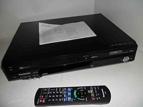 Panasonic dmr-ez48Multi-Region DVD-Player mit VHS Video Recorder Combi in Schwarz mit Freeview–Die Übertragung DVD zu Video oder Video in DVD–mit 1080Upscaling auf HD Qualität über HDMI Plus USB–MP3–DIVX–JPEG–VCD–Wiedergabe SD Kartenslot Plus Gratis HDMI-Kabel mit jeder Kauf (Aufzeichnung Auf Dvd-player)