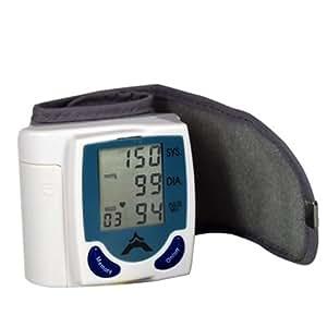 DIGIFLEX Appareil de mesure au poignet de la pression artérielle et des pulsations cardiaques, écran digital