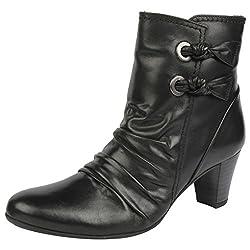 La Briza Black Womens Boots 4 UK