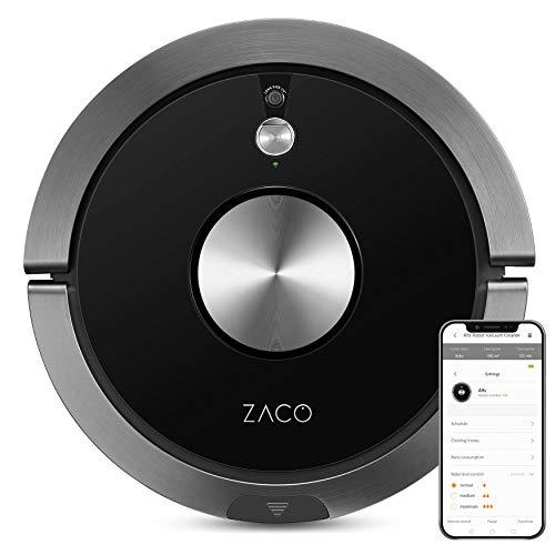 ZACO A9s - Robot 3 1 Aspirador friegasuelos - WiFi