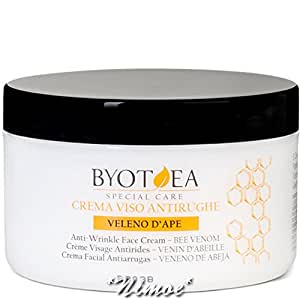 Anti-Wrinkle Face Cream Bee Venom 200ml Byothea ® Crema Antirughe Veleno d'Ape