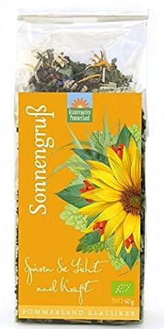 Kräutergarten Pommerland Bio Kräutertee Sonnengruß (1 x