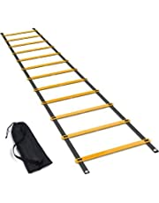 ServeuttamSports Super Speed Agility Ladder for Track and Field Sports Training 4 Meter