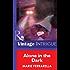 Alone in the Dark (Mills & Boon Vintage Intrigue) (Cavanaugh Justice Series Book 8)