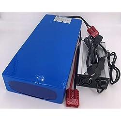 72V 20Ah 1440Wh Akkupack Pedelec E-Bike ebike Scooter Lithium-Ionen Batterie incl. BMS + Ladegerät