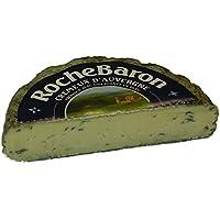 Roche Baron halbierter Laib Blauschimmelweichkäse ca 260g