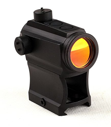 New Airsoft Tactical Version Illuminated Red Dot Sight Scope for T-1 Micro WorldShopping4U