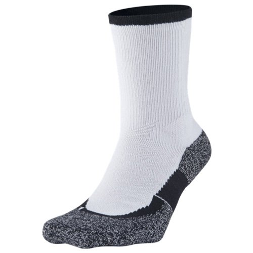 Nike Crew Socks Elite Tennis, Mehrfarbig, L, SX4935-110 (Nike-elite)