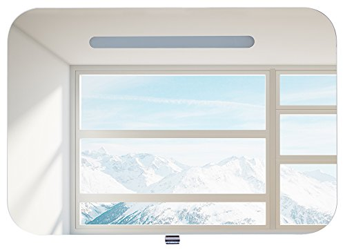 Spiegelschrank Modernes Design - 90 cm breite