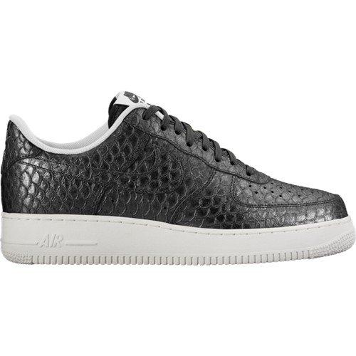 Nike Air Force 1 '07 LV8, Zapatillas de Baloncesto para Hombre, Negro (Black / Black-Summit White), 44 1/2 EU
