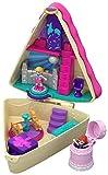 Polly Pocket GFM49 - Pocket World Geburtstagstorten-Überraschung Schatulle, Puppen Spielzeug ab 4...