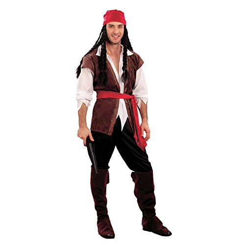 Aptafêtes–cs921952/M–Kostüm Pirat Herren–Größe M