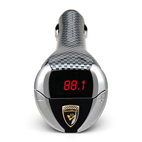SoundRacer Gh-srv10j Voiture transmetteur FM avec de Vrais Lexus Lfa Engine Sons