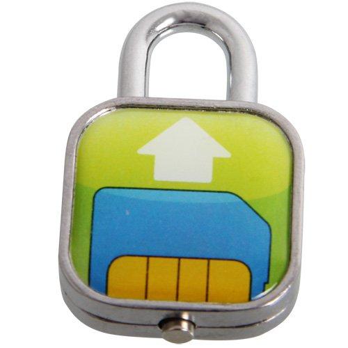 Thumbs Up App Lock, zum Entfernen von SIM-Karten bei iPhone 3 und 4