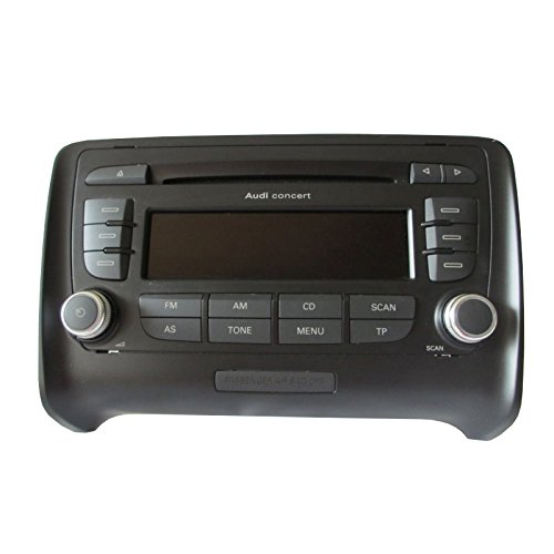 Audi 424057195C Car Radio Concert II Plus - Best Price