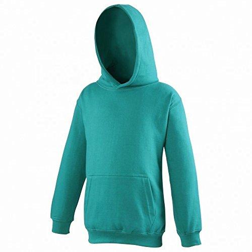 Awdis - Sudadera con capucha para niños/niñas Unisex - Ropa para dep
