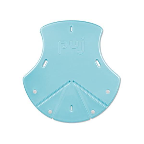 Puj Tub - The Soft, Foldable Baby Bathtub - Bathtime for Newborn Baby, Infant 1