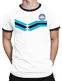 Amazon.es: camiseta retro futbol - L: Ropa
