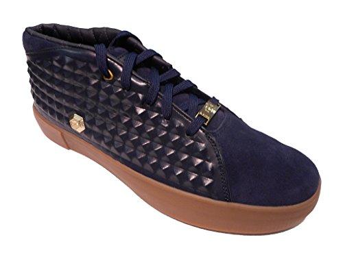 Nike Lebron XIII Lifestyle Homme Chaussures de Basket Negro / Dorado / Marrón (Drk Obsdn / Mtllc Gld-Gm Md Brwn)