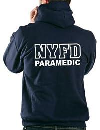 Pull à capuche PARAMEDIC–New York City Fire Department