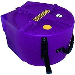 "Hardcase 14"" Snare Drum Case FULLY LINED HNL14SPU Purple"