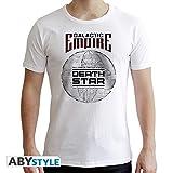 ABYstyle abystyleabytex398-xxl Star Wars Estrella de la Muerte de...