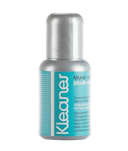 Kleaner Lotion désinfectante pour éliminer toutes traces de toxines sur le corps humain et dans la...