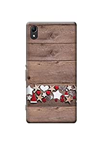 Sony Xperia Z2 Designer Case Kanvas Cases Premium Quality 3D Printed Lightweight Slim Matte Finish Hard Back Cover for Sony Xperia Z2