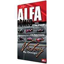 ALFA ROMEO DVD: historic, race-winning cars driven hard. Unique footage of rare cars, hidden in private collections until now.
