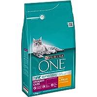 Purina One Bifensis Urinary Care Crocchette per il Gatto, Ricco in Pollo e Frumento, 1.5 kg, Confezione da 6 Pezzi