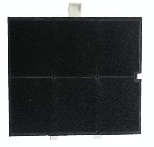 Aktivkohlefilter Dunstabzugshaube für Bosch Siemens Neff Constructa 361047 00361047 DHZ5135 LZ51350 Z5117X5 Filter 258 x 226 x 23 mm