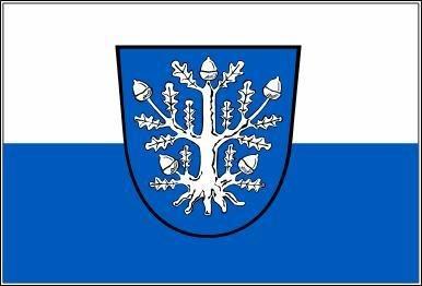 Offenbach Stadt Fahne Flagge Grösse 1,50x0,90 - FRIP -Versand®