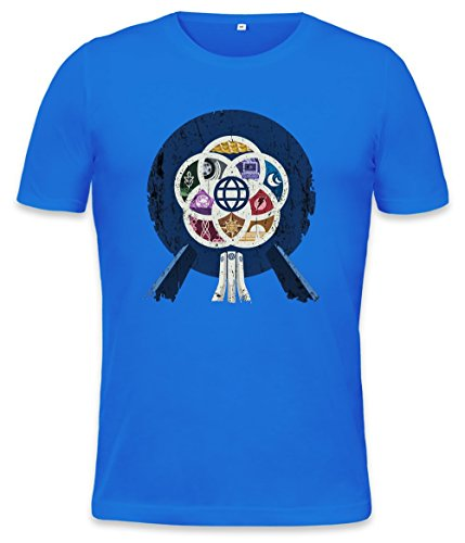 epcot-center-iphone-mens-t-shirt-small