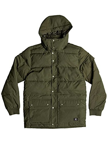 Veste DC Arctic Fatigue Vert Fatigue Green