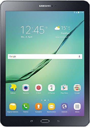galaxy tab a display Samsung Galaxy Tab S2 T819 24,6 cm (9,7 Zoll) Tablet PC (2 Quad Core Prozessoren, 3GB RAM, 32GB, OnBoard Grafik, LTE, Android 6.0) schwarz