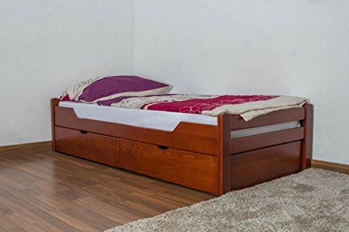Kirsche Holz Einzelbetten (Einzelbett/Funktionsbett