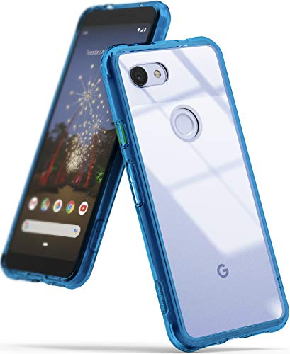 Ringke Fusion Gestaltet für Google Pixel 3a XL Hülle, Schutzhülle 6.0