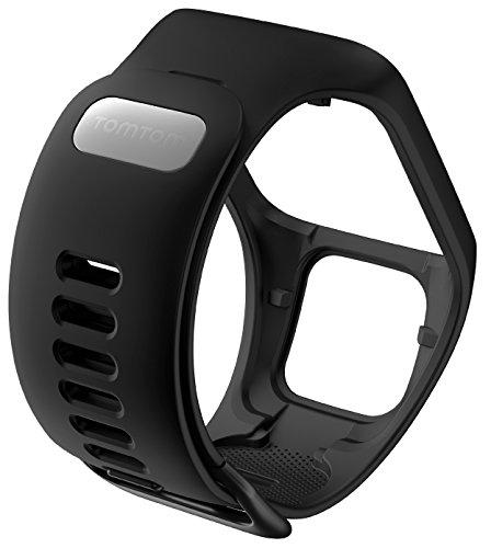 TomTom-watch-strap-for-Runner-3-Spark-3-Runner-2-Spark-Golfer-2-Black-Large