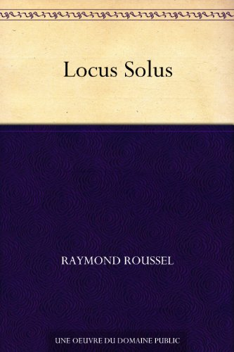 Couverture du livre Locus Solus