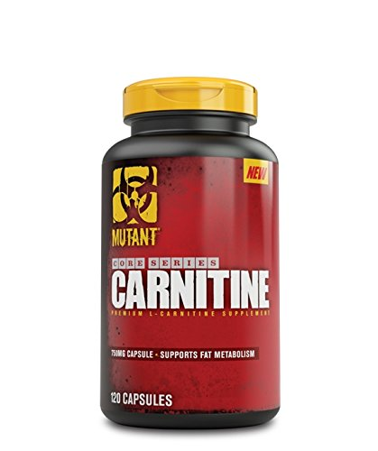 Mutant Core Carnitine – 120 kaps.