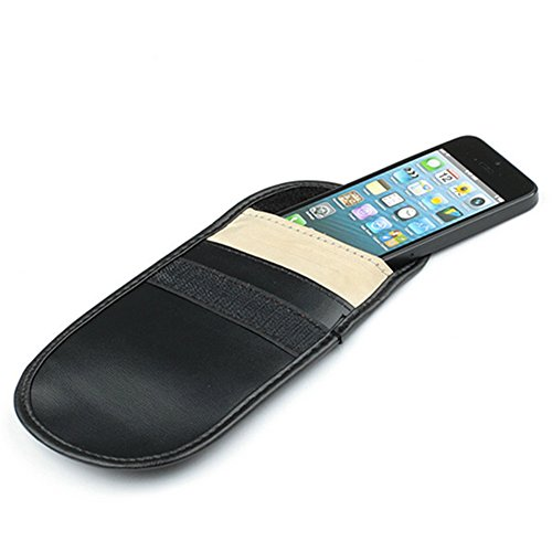 Interesting Handy HF-Signal-Blocker/Jammer Anti-Radiation Shield Case Tasche - S Nokia Cellular Phone Pda
