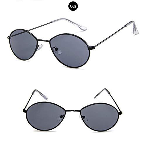 SKCLBOOS Sonnenbrillen Gigi Hadid Kleine ovale Sonnenbrille Runde Shades Für Frauen 2018 Männer Eyewear Damen Sonnenbrille Mädchen Rote Brille