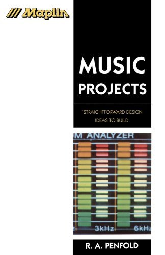Music Projects (Maplin) by R A Penfold (1995-05-18)
