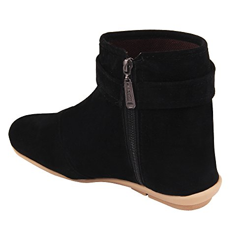 ABJ Fashion S-Buckle Fashionable & Stylish Smart Casual Boots for Women