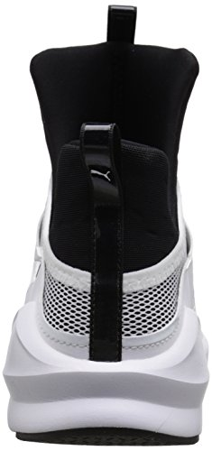 Puma - Fierce Core, Scarpe fitness Donna Puma White/Puma Black