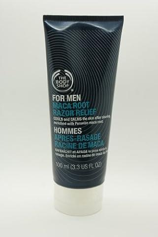 The Body Shop For Men Maca Root Razor Relief 100ml