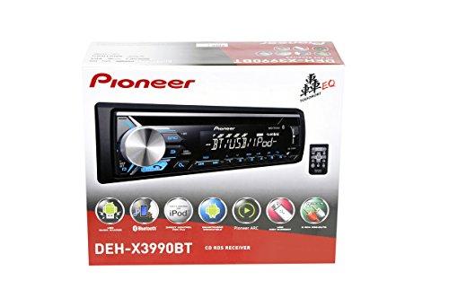 pioneer x3990bt car stereo (black) Pioneer X3990BT Car Stereo (Black) 41f 2BDKRu1HL