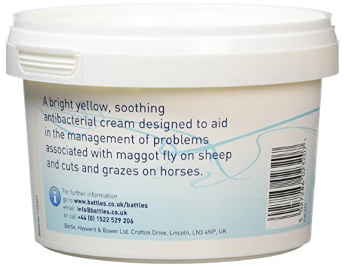 Battles Unisex's Summer Fly Cream, 400 g 2