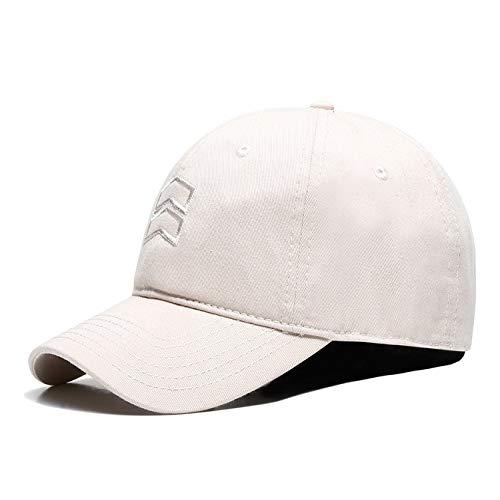 KFEK Frühling und Sommer Männer und Frauen im Freien Freizeit einfachen Baseball Hut Sonnencreme Hip Hop Schirmmütze Sonnenhut C6 einstellbar -